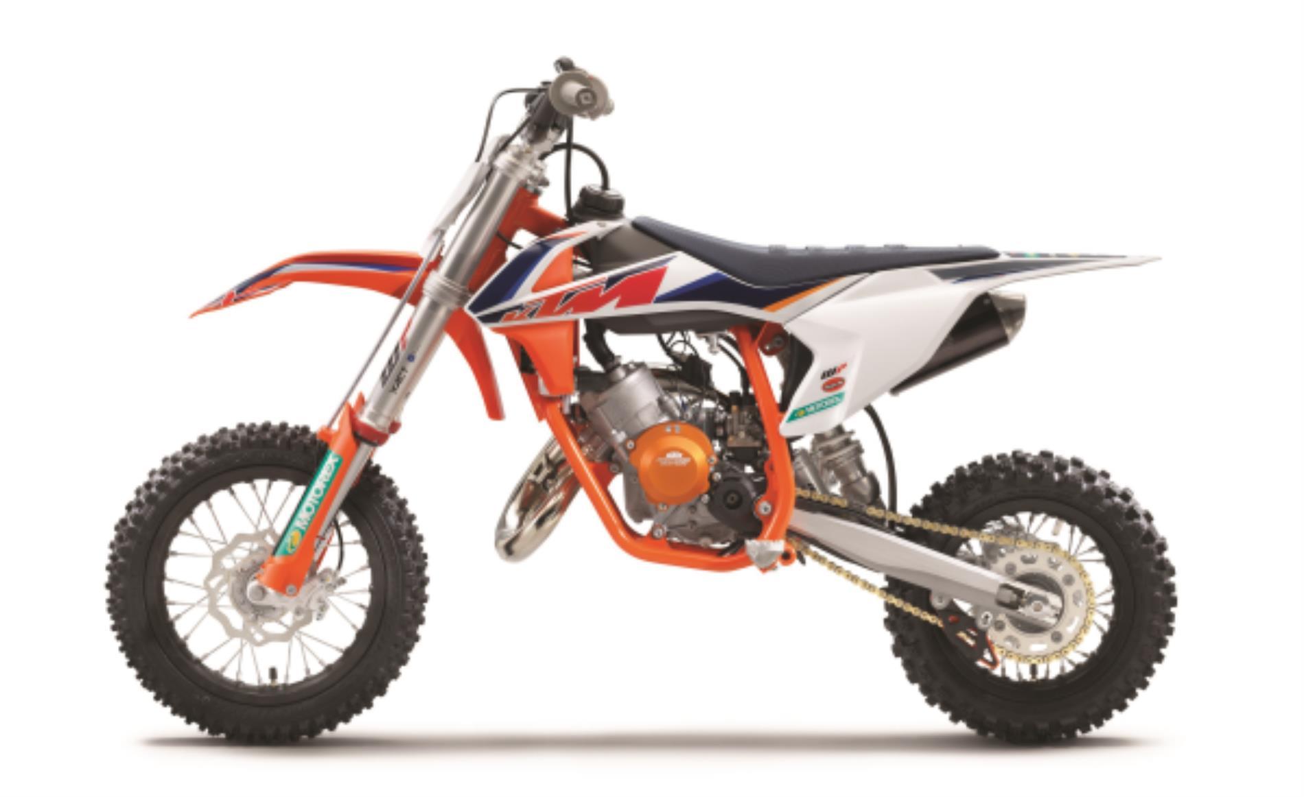 Εικόνα από KTM 50 SX FACTORY EDITION