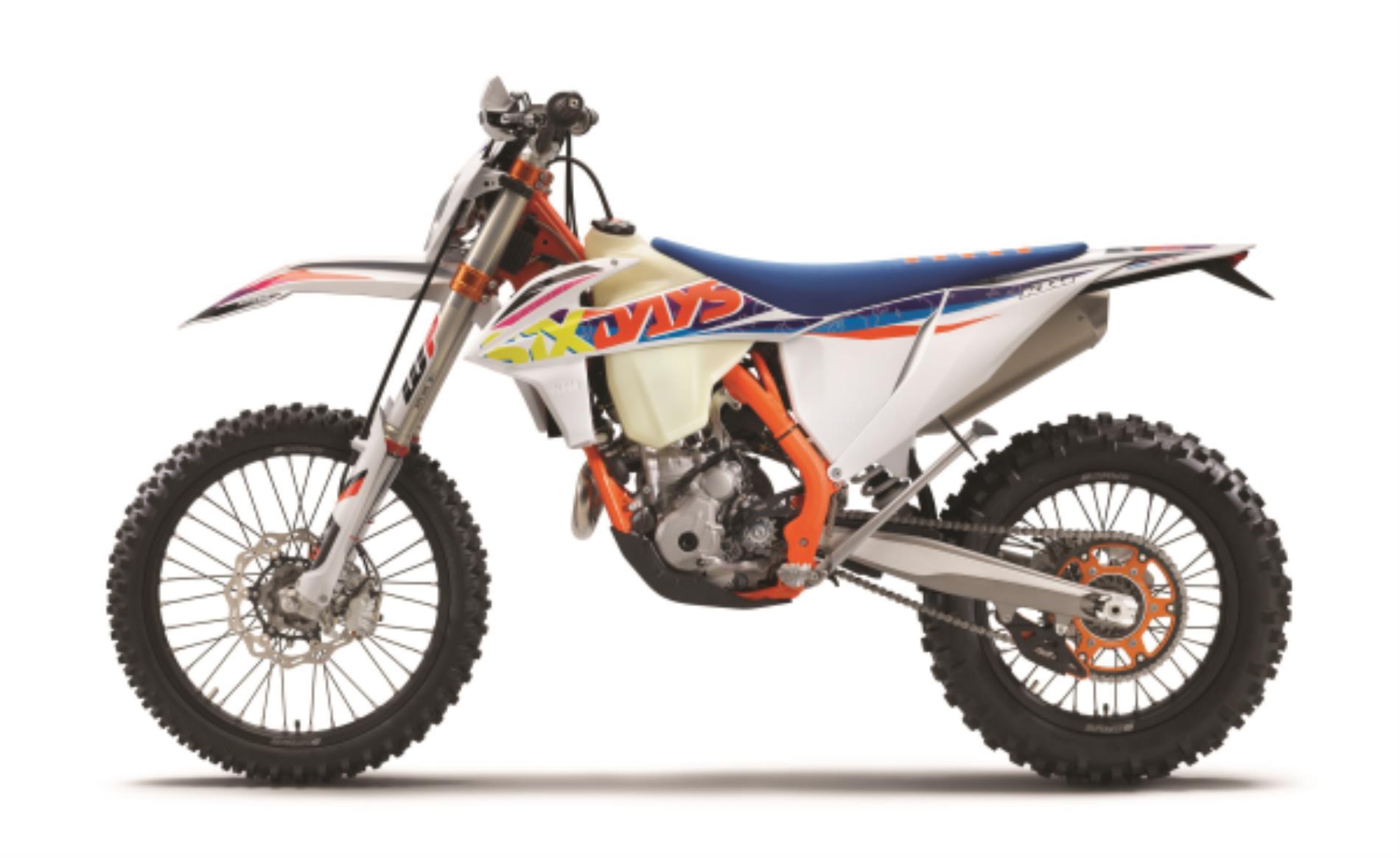 Εικόνα από KTM 250 EXC-F SIX DAYS