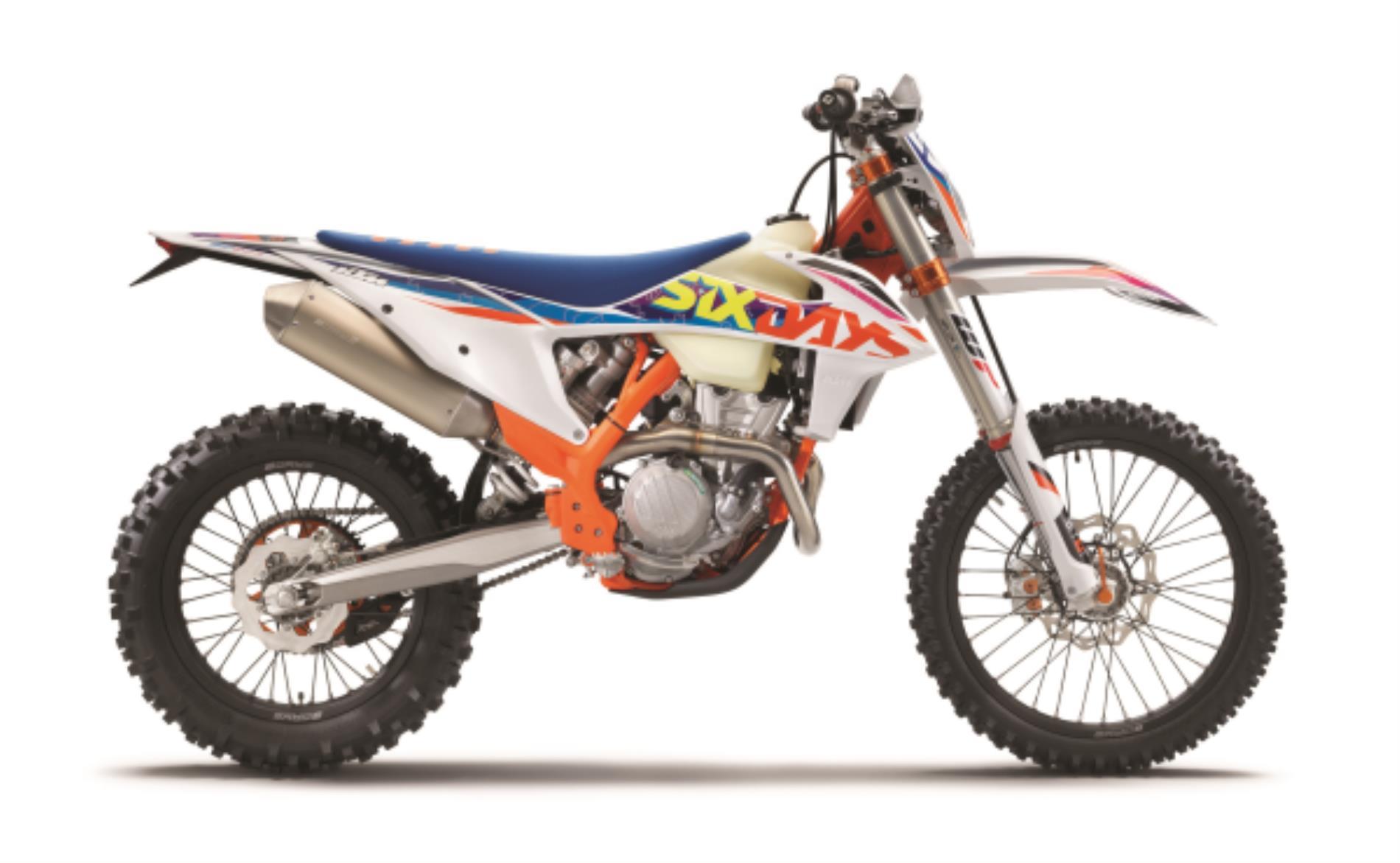 Εικόνα από KTM 350 EXC-F SIX DAYS