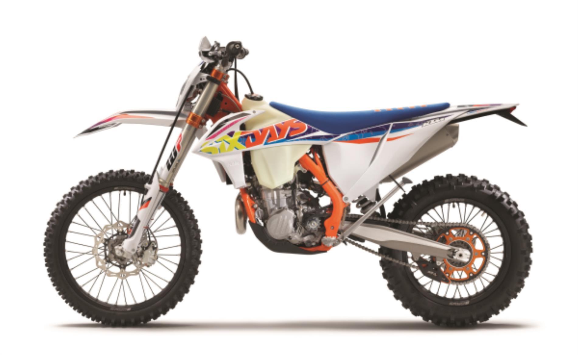 Εικόνα από KTM 450 EXC-F SIX DAYS