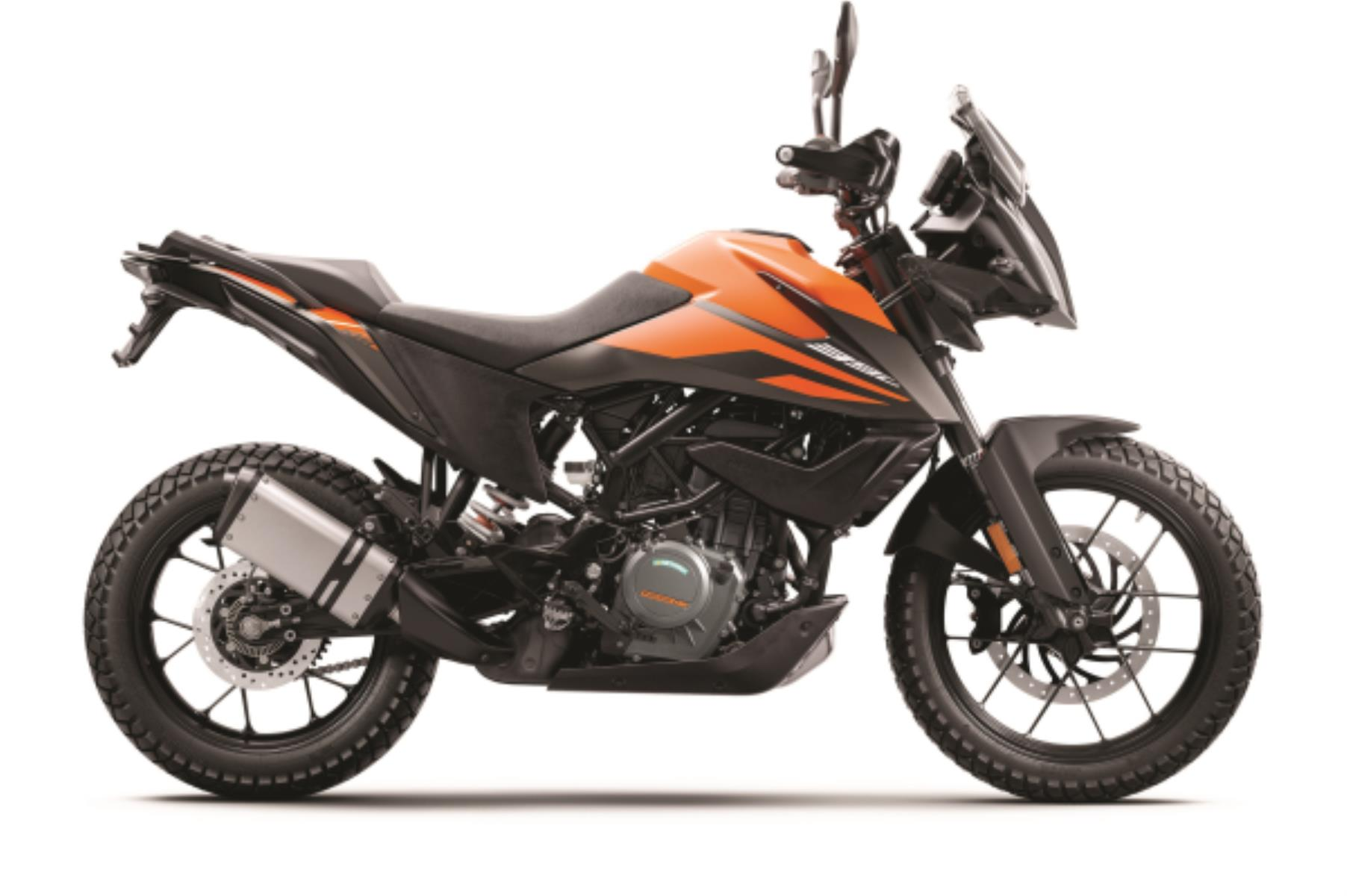 Εικόνα από KTM 390 ADVENTURE ABS  A2