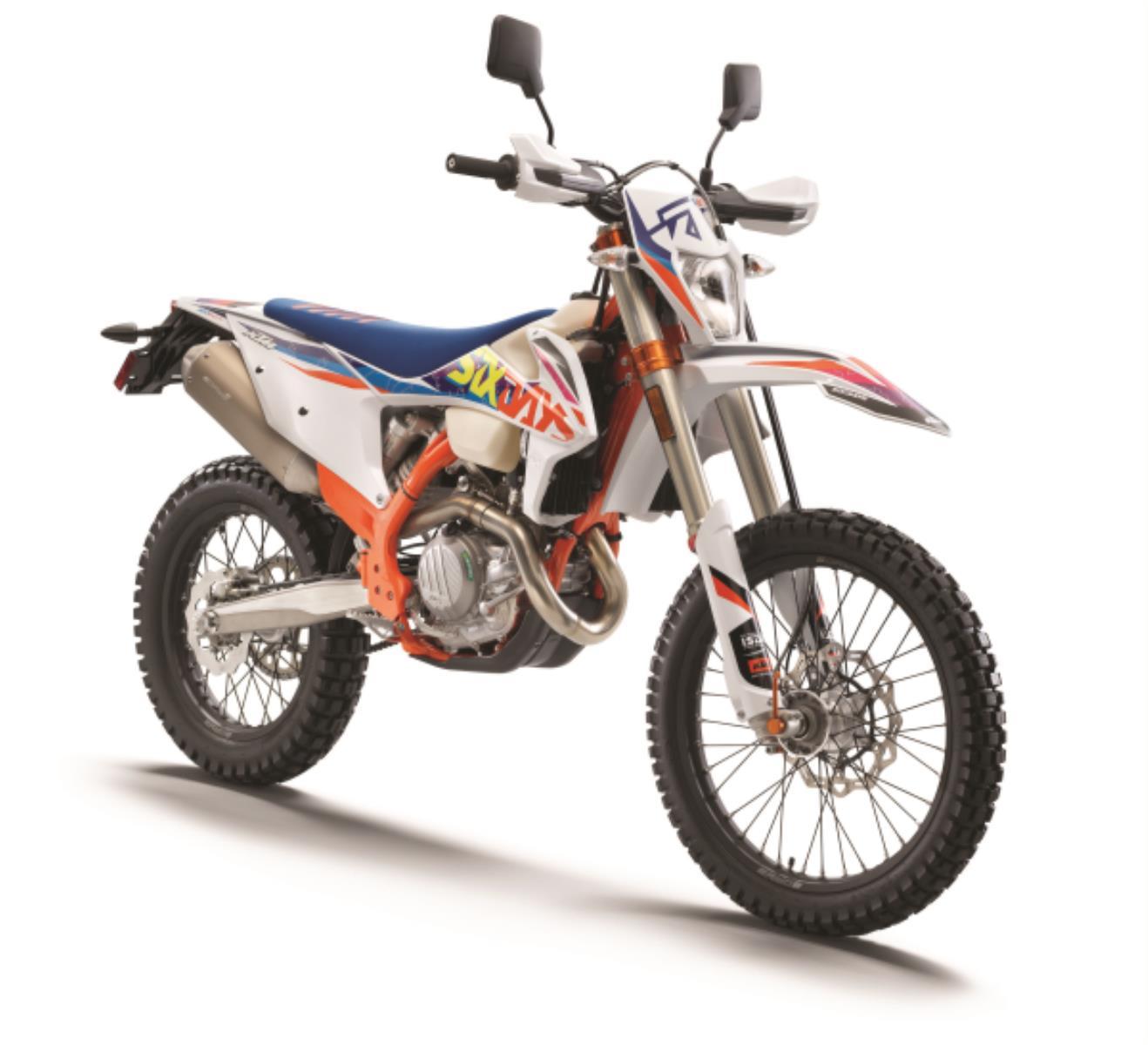 Εικόνα από KTM 500 EXC-F SIX DAYS