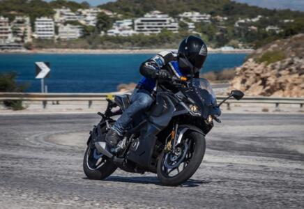 Εικόνα από BAJAJ PULSAR RS 200 BLACK